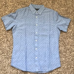 Brand new Banana Republic casual button up shirt!